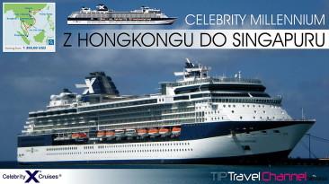 LUXUSNÉ PLAVBY (09) – JUŽNÁ CESTA ÁZIOU Z HONGKONGU DO SINGAPURU