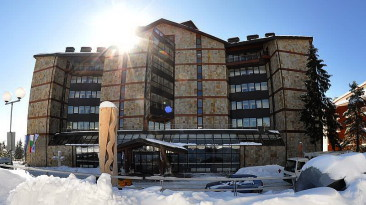 HOTEL ORLOVETZ ***** PAMPOROVO