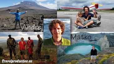 CESTOVANIE JE LIEK – ANDREJ MAŤKO