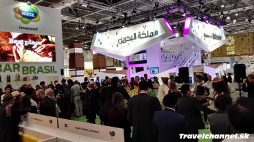 WORLD TRAVEL MARKET 2015 – LONDÝN