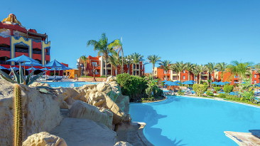 AURORA BAY RESORT 4* (MARSA ALAM)