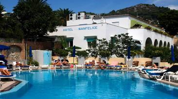 VILLA SANFELICE HOTEL 4* (CAPRI)