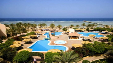 FLAMENCO BEACH & RESORT 4* (MARSA ALAM)