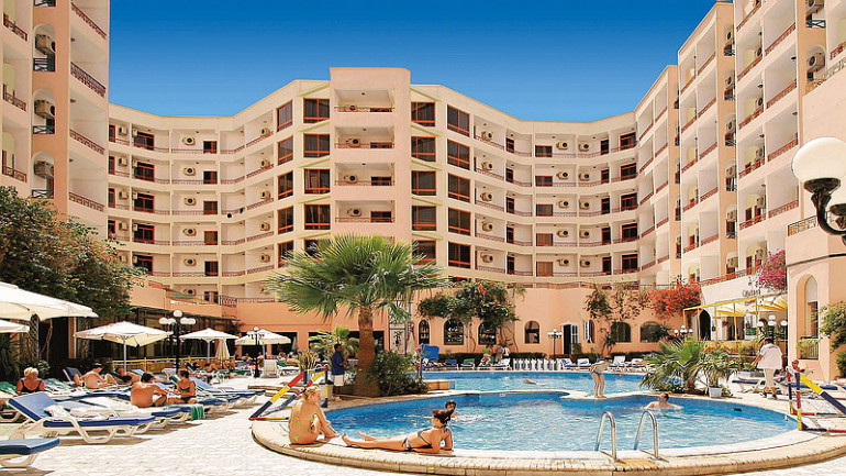 EMPIRE HOTEL 3* (HURGHADA)