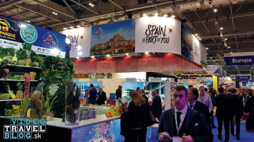 WORLD TRAVEL MARKET 2017 – LONDÝN