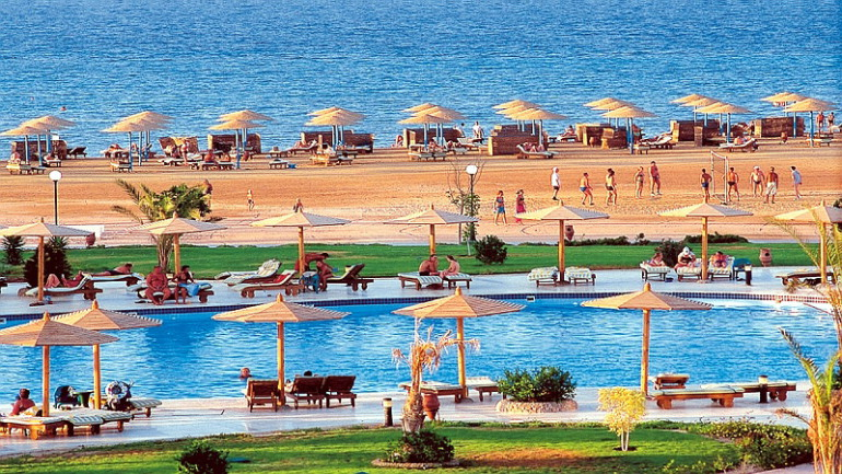 HILTON LONG BEACH 4* (HURGHADA)