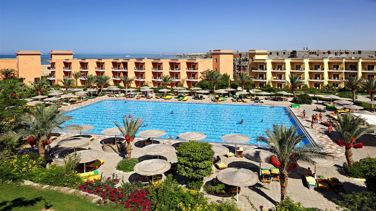 THREE CORNERS SUNNY BEACH RESORT 4* (HURGHADA)