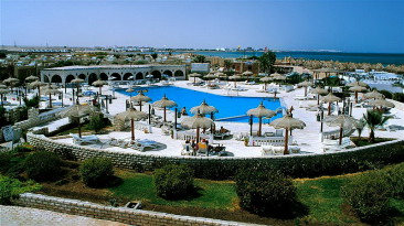 ALADDIN BEACH RESORT 4* (HURGHADA)