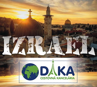 CK DAKA - Izrael.