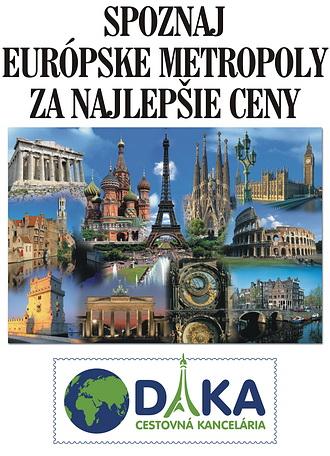 CK Daka - poznavacky