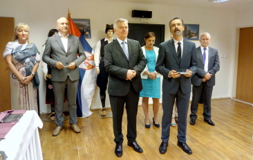 PREZENTÁCIA TURISTICKÝCH ZAUJÍMAVOSTÍ SRBSKA NA SLOVENSKU