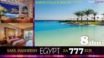 EGYPT ZA 777 EUR – NAJLACNEJŠIE DOVOLENKY (0012D)