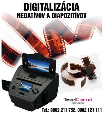 Digitalizacia negativov