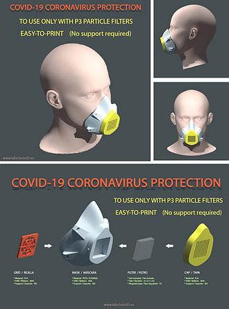 Covid-19-mask