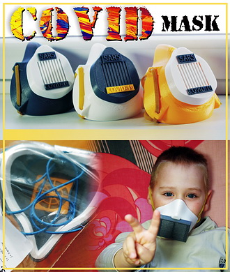 Covid-19-respirator